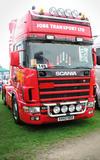 Rama w zderzak X-light do Scania 4, nr.kat K22-251