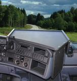 2650SC192 Półka na środkową konsolę z uchwytem na ekspres do kawy Scania R2 (10/2009-)