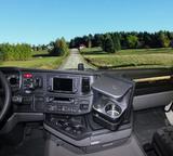 2650SC262 Półka na ekspres do kawy Scania R&S (08/2016-)