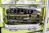 Ramy pod stopnie do Scania R i Streamline, nr kat. 174096SNR