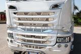 Listwy ozdobne wlotu powietrza V8 do Scania R i Streamline, nr kat. 17093SNRV8