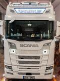 Neon Skyled PRO do Scania Type S & R Highline (23x138cm), nr kat. 24138R-HH2MFR