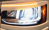 14TSSEYELIDS Wykończenie lamp przednich brwi Scania S&R 2016-