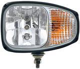 1EE 996 174-391 Reflektor lewy Combi 220 z żarówkami 24V (T4W/H3/PY21W/H7) do ram na podszybie